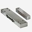 Aluminium flexion springs