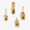 Circuit board clamps