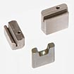 Pump rotors, bracelet links